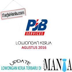 Lowongan Kerja PT PJB Services Agustus 2016