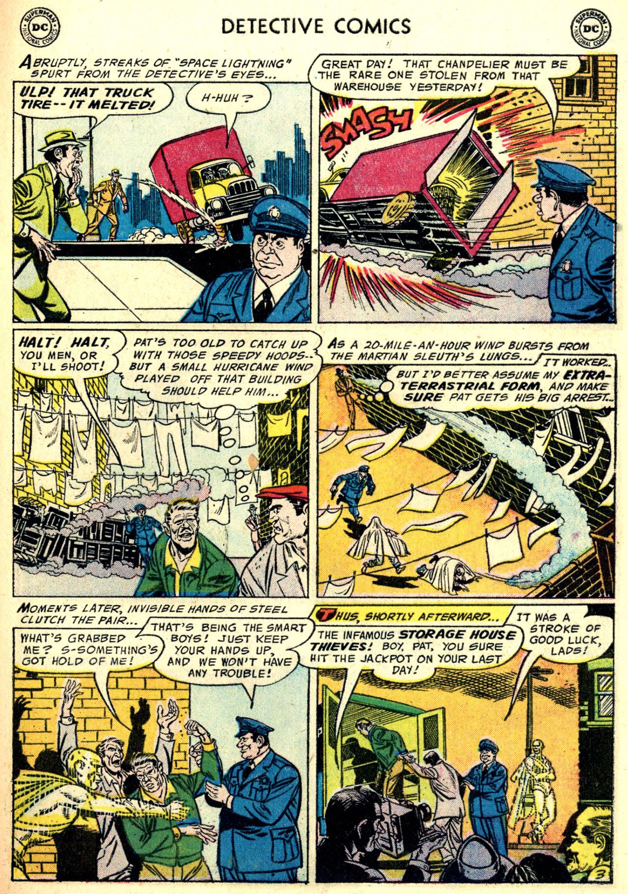 Read online Detective Comics (1937) comic -  Issue #240 - 28