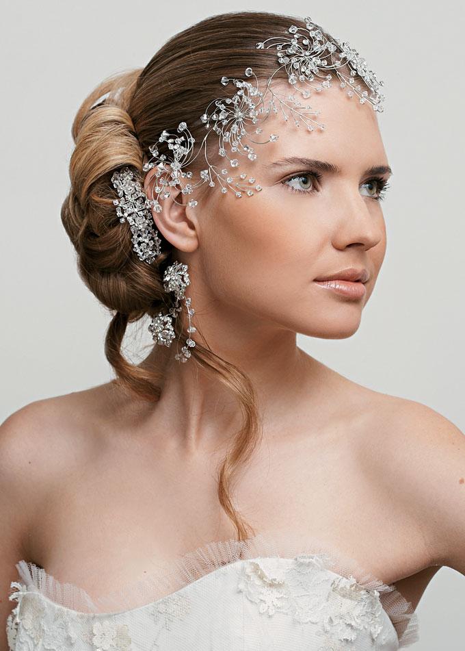Metamorphosis Noivas: Penteados Apanhados De Noiva (coques