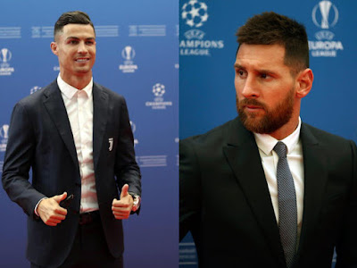 LEAK!!! Lionel Messi Set To Win 6th Ballon d'Or Award Ahead Of Ronaldo
