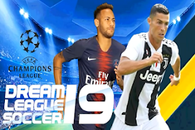 Free Download DLS 19 MOD UCL Edition Update 2019 Apk Data Obb