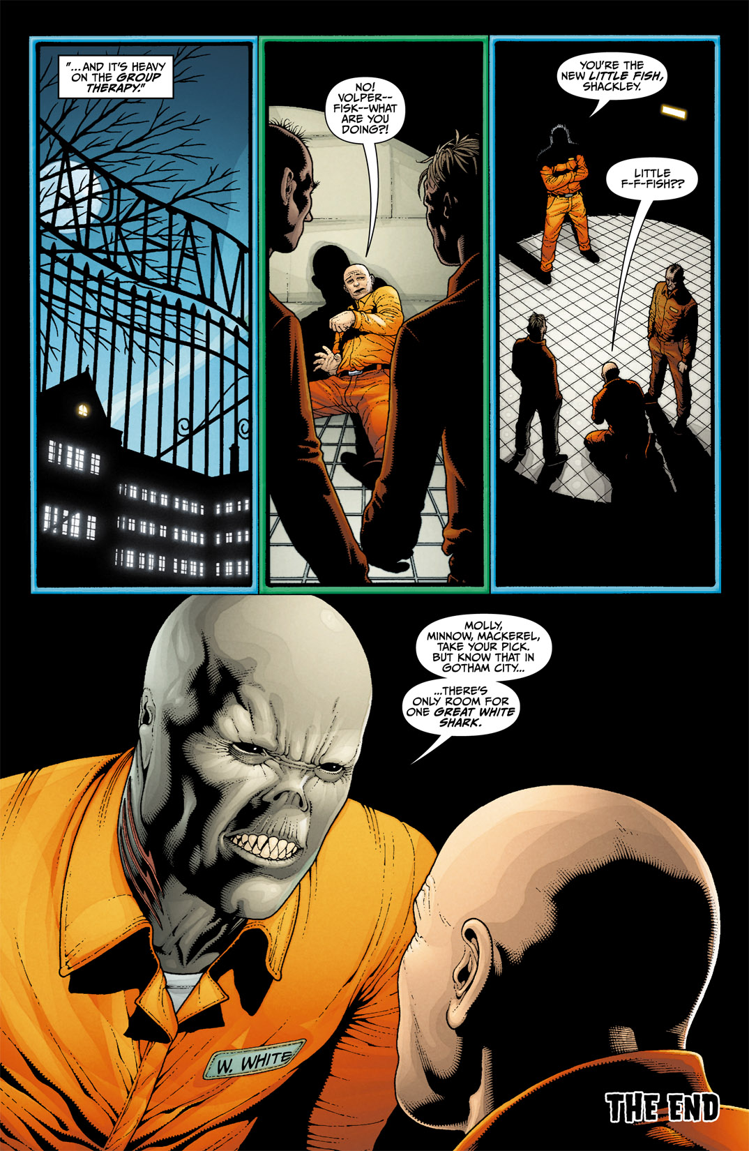 Detective Comics (1937) 832 Page 22