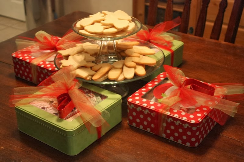 Christmas In July Party Favors.Christy Robbins Christmas In July Hosting A Cookie
