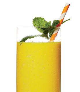 Turmeric - Mango Smoothie