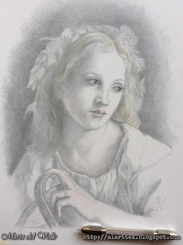 Goldpoint girl portrait 4-1