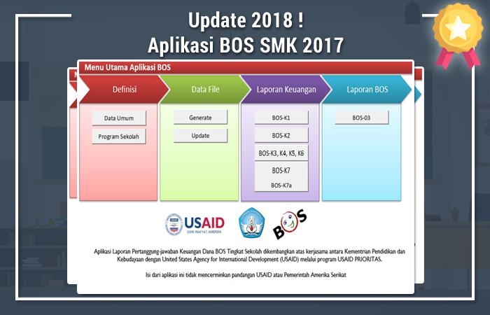 Aplikasi BOS SMK 2017