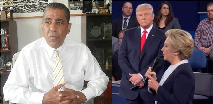 Espaillat pide a Hillary y Trump incluir reforma migratoria en el tercer debate