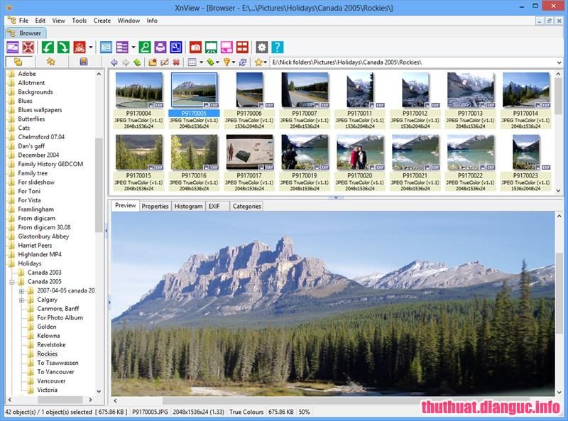 Download XnView 2.47 Complete Full Crack, phần mềm được hỗ trợ định dạng mạnh mẽ, XnView 2.47 Complete, XnView, XnView free download, XnView full key,