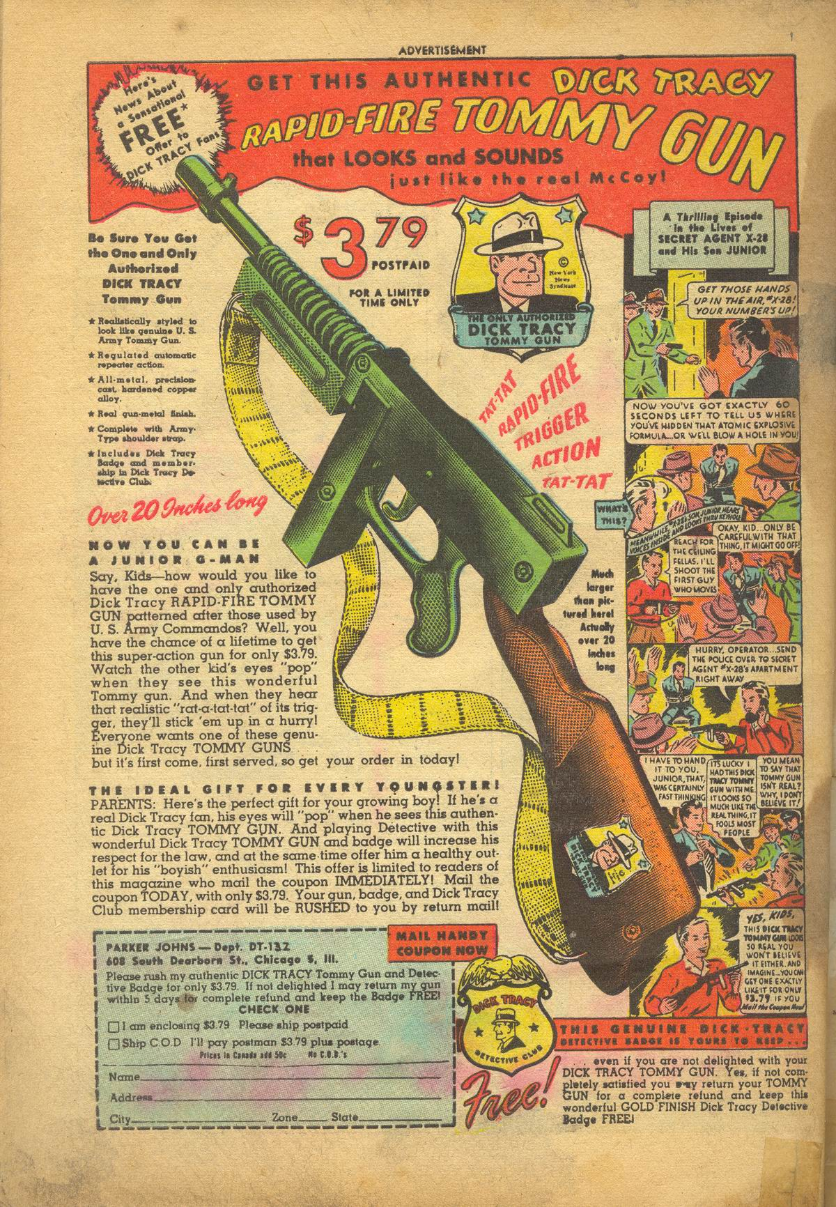 Read online Action Comics (1938) comic -  Issue #112 - 50