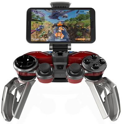 Mad Catz L.Y.N.X.9 Mobile Hybrid Controller For Galaxy S10