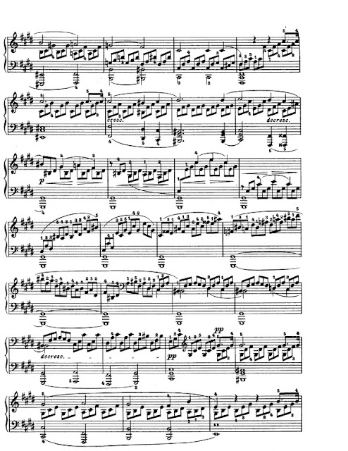 Piano Moonlight Sonata