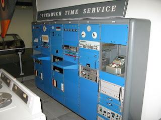 Greenwich Time Signal