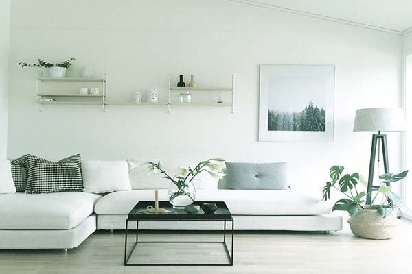 7 Smart Ideas for a Living Room Minimalist