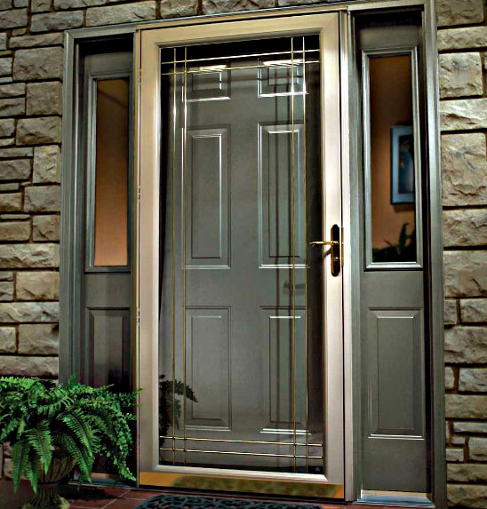 warna cat pintu dan jendela rumah minimalis yang bagus