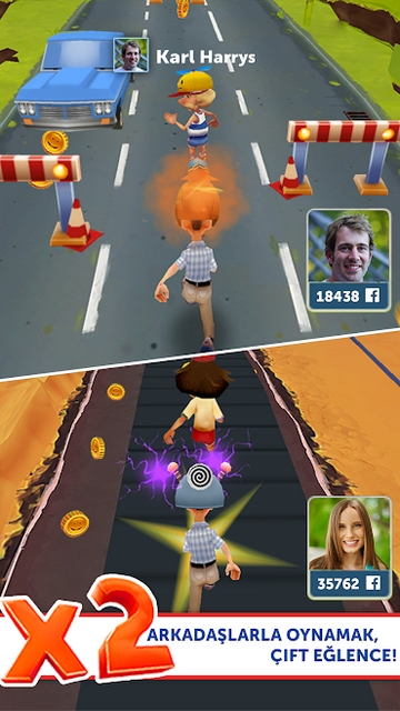 run forest run hile apk
