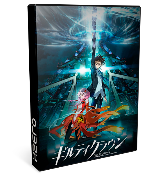 GUILTY CROWN - GUILTY CROWN | 22/22 | BD + VL | Mega / 1fichier