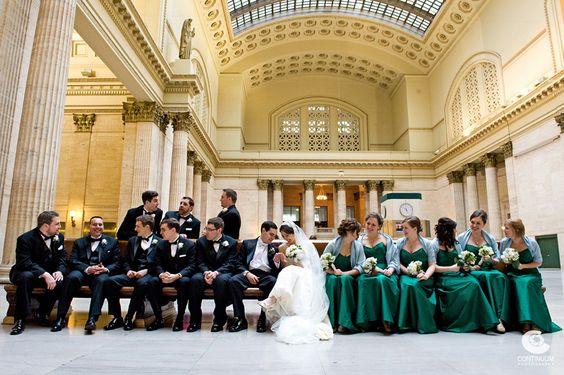 Fotografia para bodas en Chicago