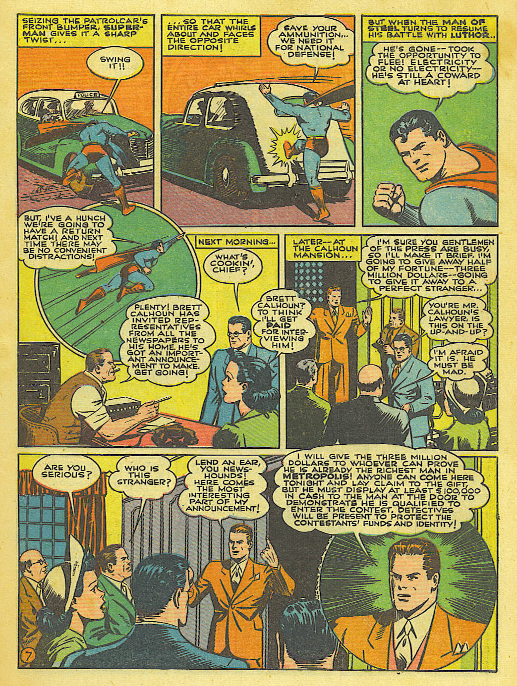 Action Comics (1938) 47 Page 8