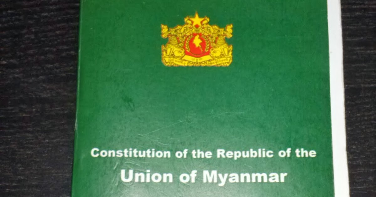 Melissa Crouch: Constitutional amendment key to 2015 Myanmar elections