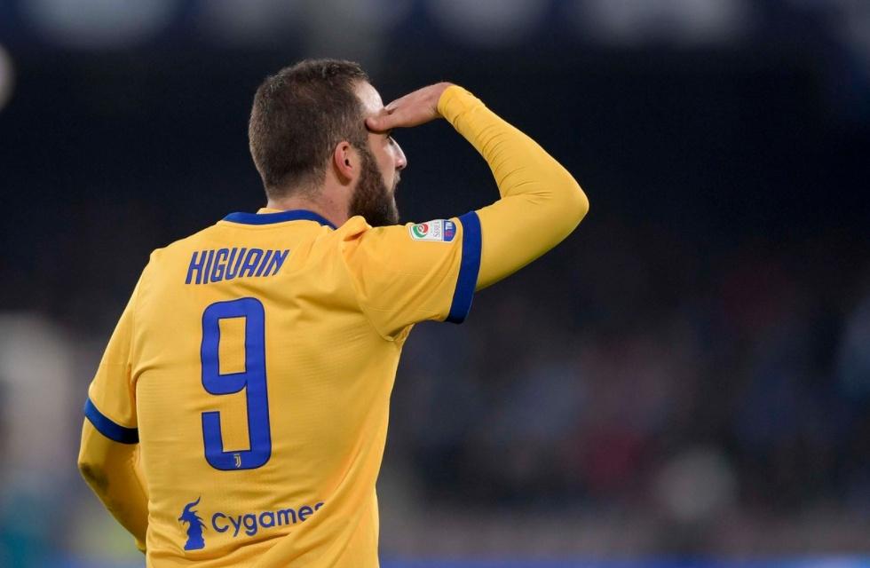Napoli-Juventus Vignetta Divertente: big match deciso da Higuain