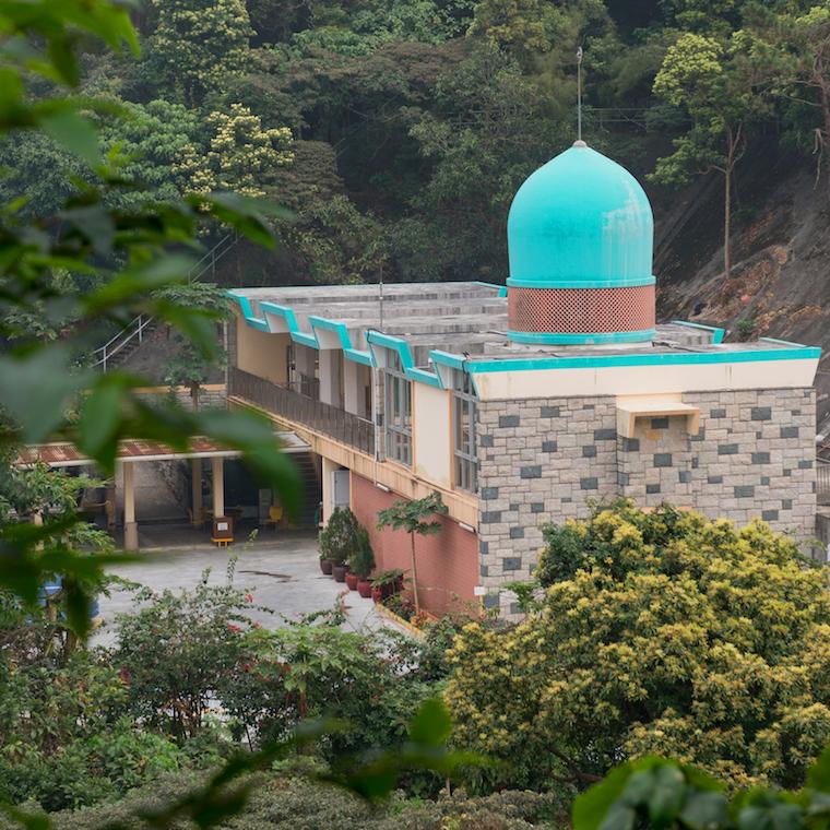 masjid chaiwan