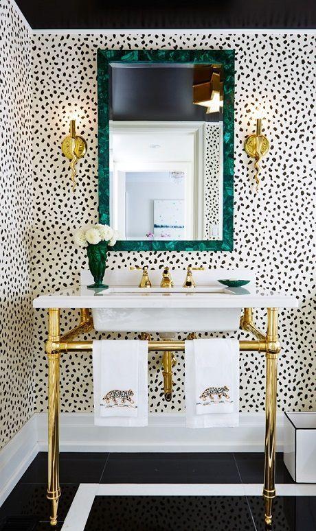 banyo için duvar kağıtları