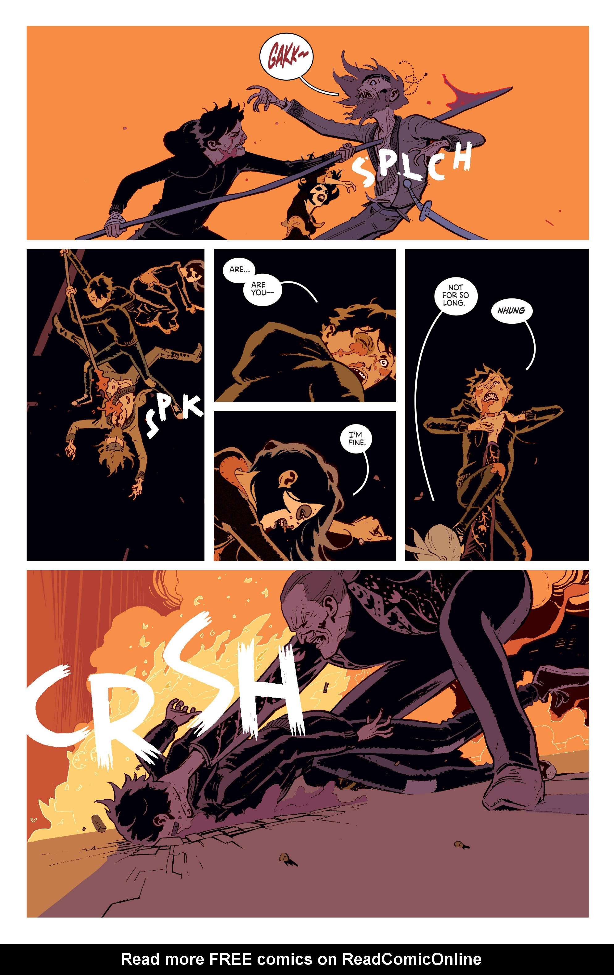Read online Deadly Class comic -  Issue # _TPB 3 - 26