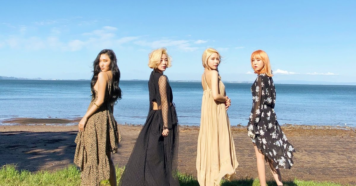 Image result for mamamoo starry night