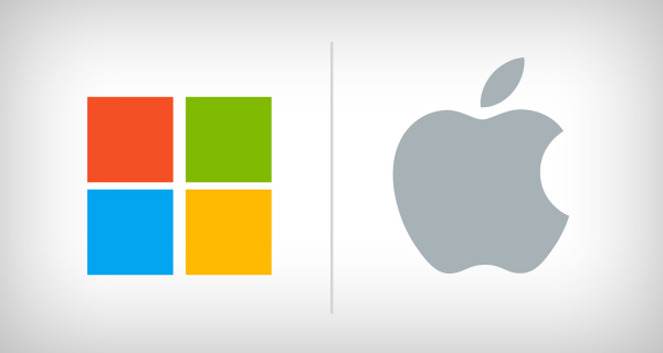 بالفيديو: مايكروسوفت تسخر من آبل و الآيباد برو