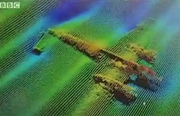 Bombardeiro Alemão Da 2ª Guerra Mundial é Encontrado na Costa da Inglaterra