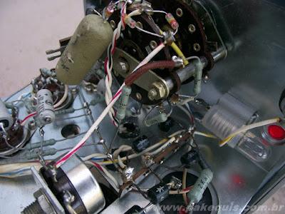 Milivoltímetro Leader LMV-86A fonte