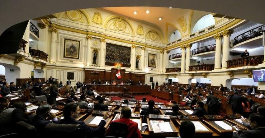 Congreso aprueba norma que sancionará Apología al Terrorismo con penas entre 8 y 15 años de cárcel