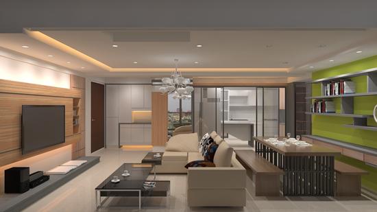 高雄銘墅,空間設計,室內設計估價,舊屋翻修,裝修,裝潢,裝璜