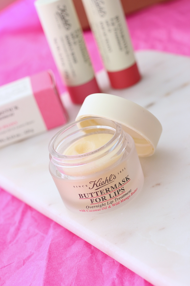 Kiehl's Buttermask Overnight Lip Treatment