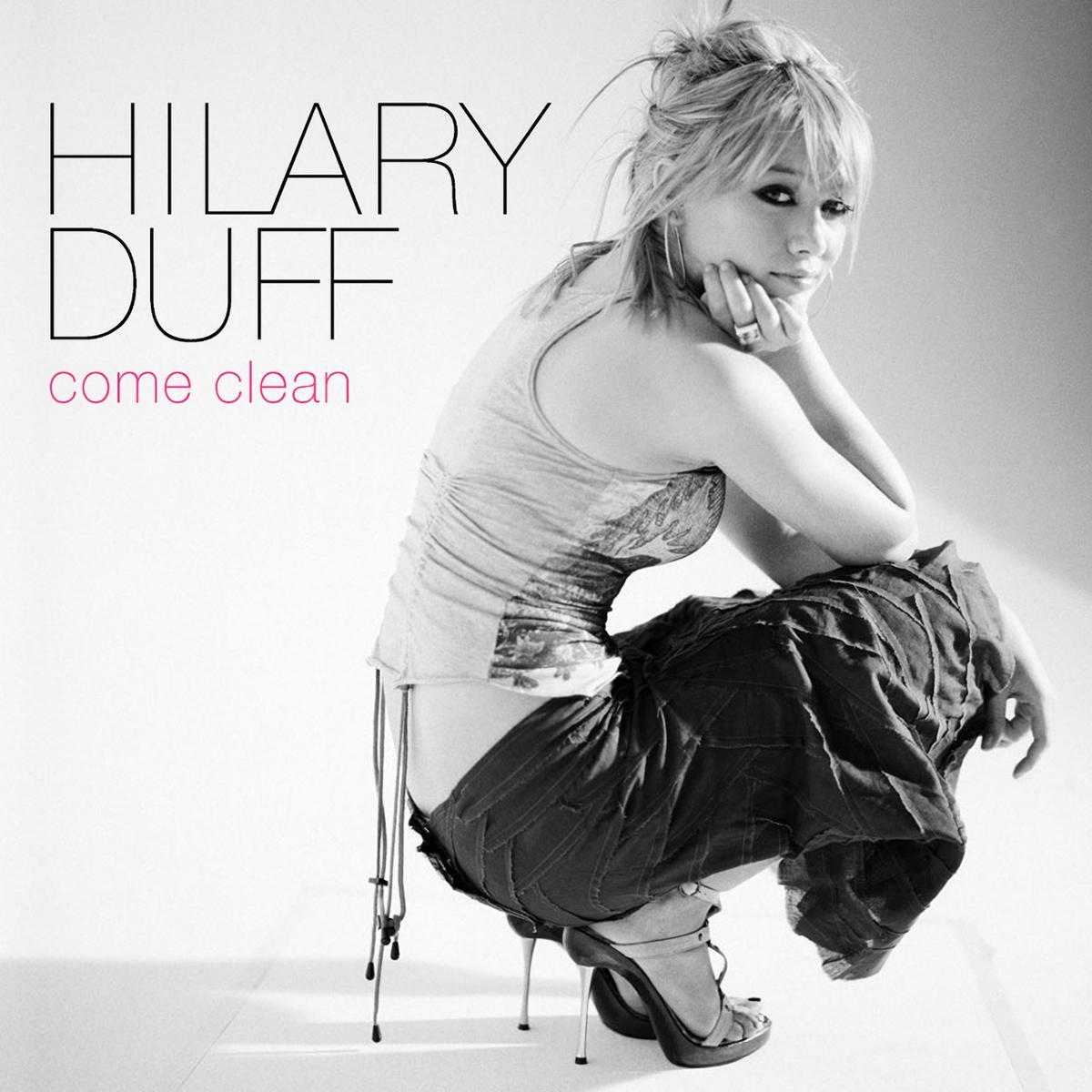 Hilary Duff - Come Clean (XMiX Remix by Bermudez & Harris