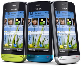 Nokia C5-03 launched