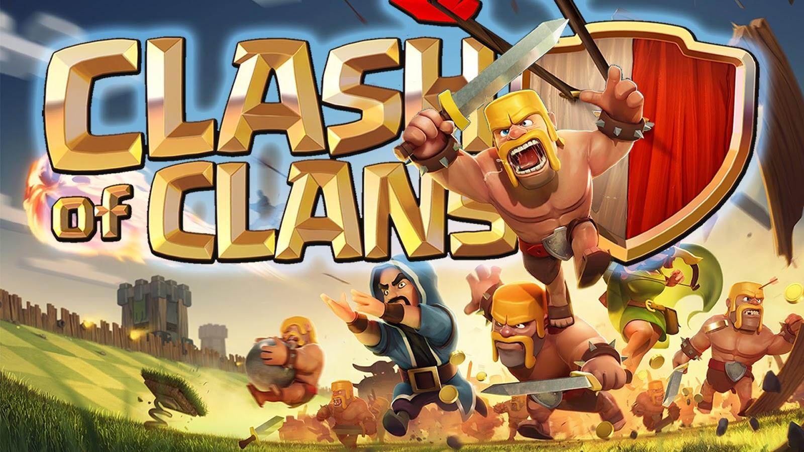 apk clash of clans update