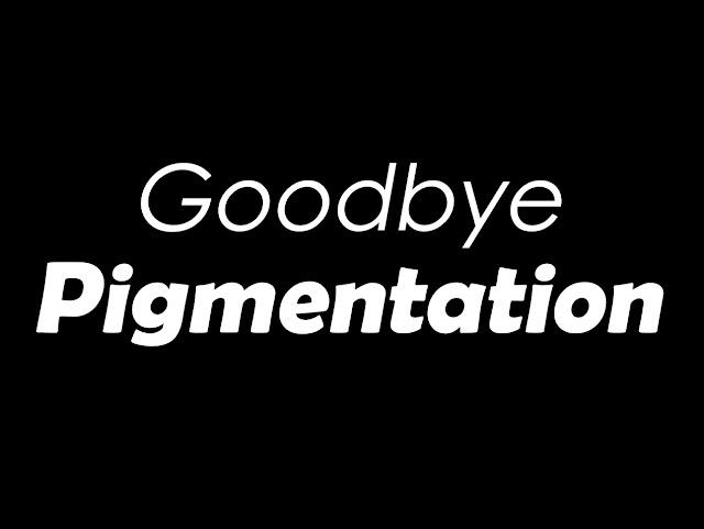 Goodbye Skin Pigmentation - One Face Skin & Aesthetics Clinic Singapore!