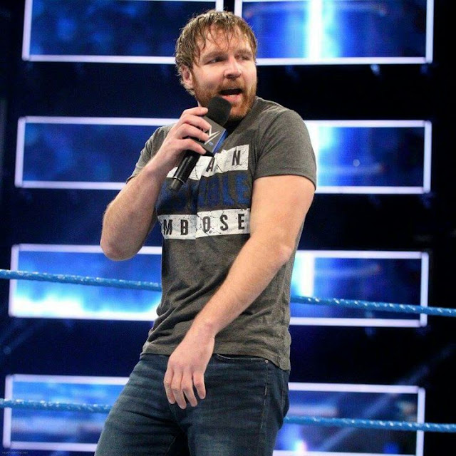 Wallpaper of Dean Ambrose, Images Hd Pictures