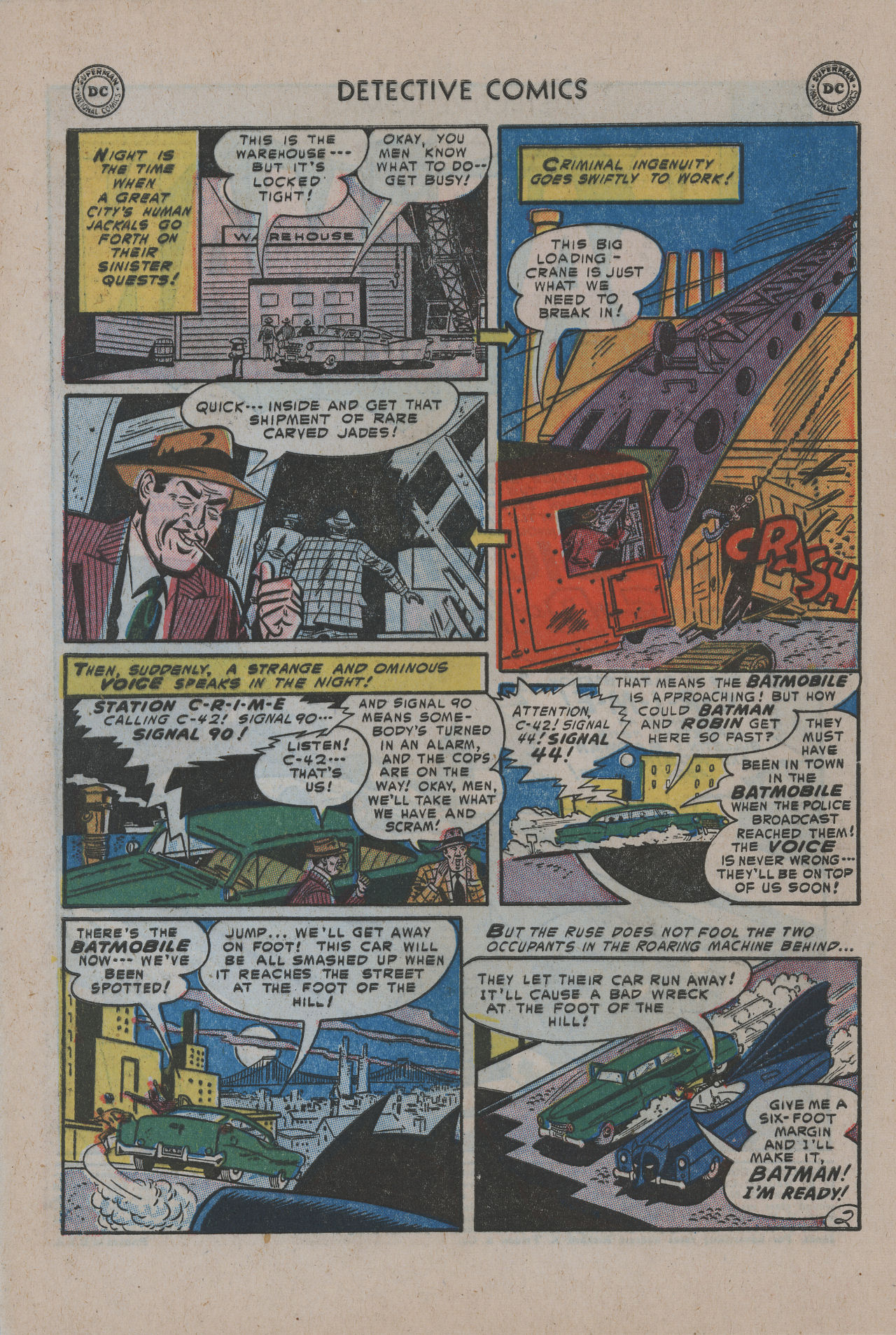 Read online Detective Comics (1937) comic -  Issue #200 - 5