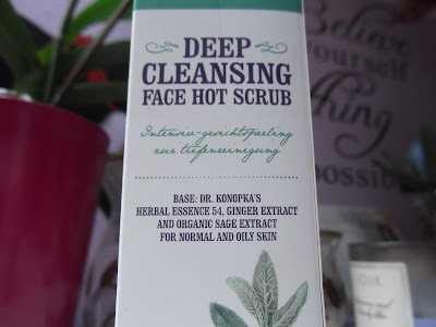 peeling na tvár