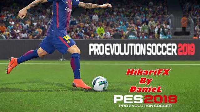 HikariFX For PES 2018