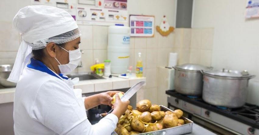 QALI WARMA: Programa social invertirá S/ 1,463 mllns en alimentos y reforzará estándares de calidad - www.qaliwarma.gob.pe