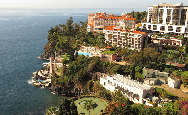 Belmond Reid's Palace a hotel with a privileged location
