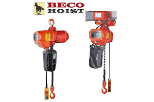 Darmatek Jual Electric Hoist BECO