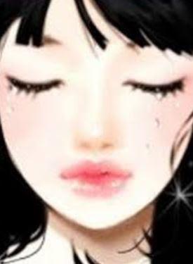 Gambar Anime Korea Menangis Cantik Animasi Galau