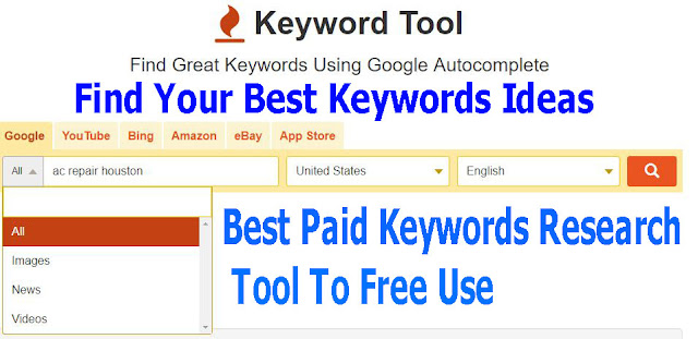 Keyword Io Paid Keyword Research Tool To Free Use