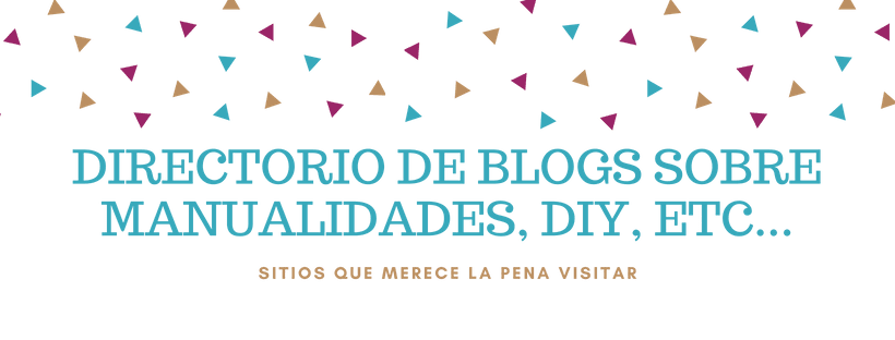 Cartel para directorio de blogs interesantes