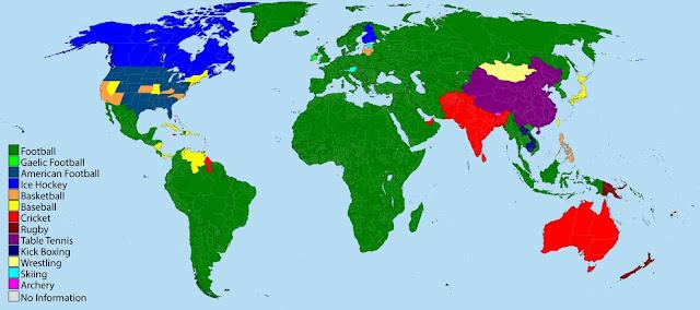 spor haritası