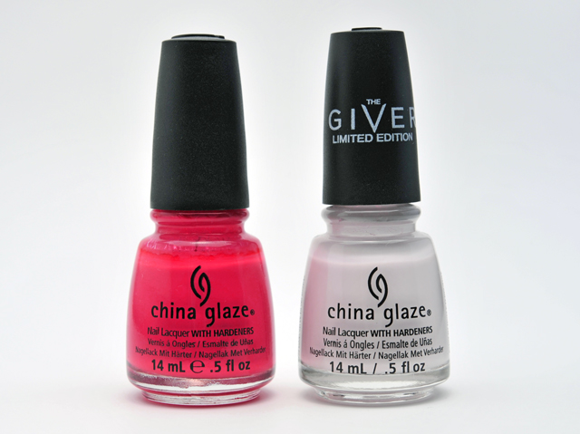 China glaze: High Hopes, Friends Forever Right?